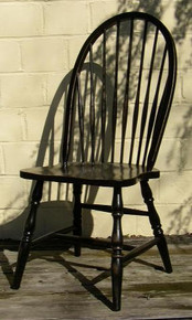 #969 Bowback side chair