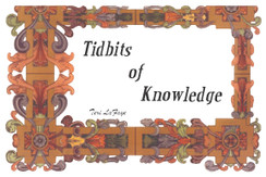 Tidbits of Knowledge