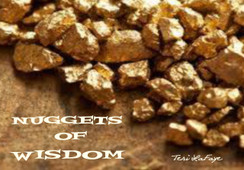 Nuggets of Wisdom Daily book of sayings