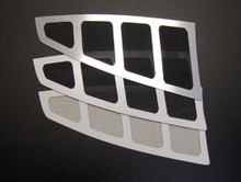 M Series Side Vents Aluminum