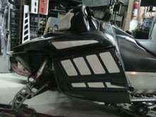 Polaris IQ Side Panel Vents