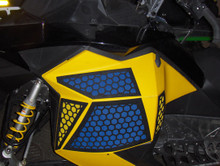 SkiDoo XP upper clutch vent Honeycomb