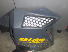 SkiDoo XP Upper Pipe vent Honeycomb