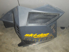 SkiDoo XP Upper Pipe vent