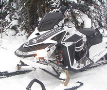 SkiDoo XP Vented Headlight Delete