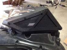 Skidoo Xm chassis stock air intake cover.