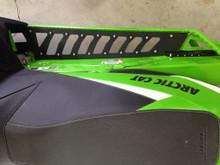 Pro Climb snowmobile running board insert