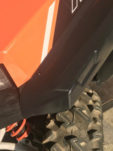 Polaris General 1000 Fender Flares  install overveiw