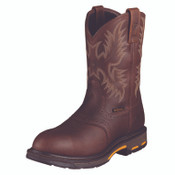 Ariat WorkHog Pull On Composite Toe Waterproof Wellington - 10001203