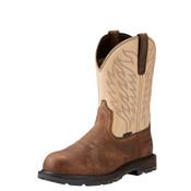 Ariat Men's Harvest Round Steel Toe Boot - 10022512