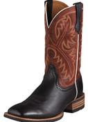 Ariat Men's Quickdraw Black Deertan Boot - 10002221
