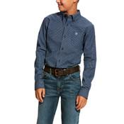 Ariat Kids' Denero LS Perf Shirt - 10025453
