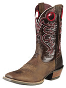 Ariat Brown Crossfire Cowboy Boots - 10008803