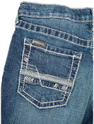 ARIAT Boys' B4 Scout Jett Pocket Stretch Relaxed Bootcut Jeans - 10027668