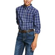 Ariat Kids' Pro Series Gadsen Classic Fit Shirt - 10030627