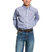 Arait Kids' Glaston Classic Fit Shirt- 10030578