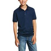 Ariat Kids' TEK Button Polo - 10030632
