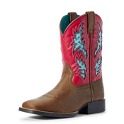 Ariat Kids' Cowboy VentTEK Western Boot 10031489