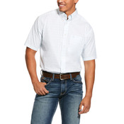 Ariat Men's Nothell Print Stretch Classic Fit Shirt - 10030650