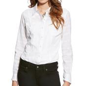 Ariat Women's Tetonia Long Sleeve Western Shirt - 10014532