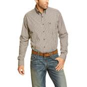 Ariat Men's Fabien Plaid Button Long Sleeve Shirt - 10017028