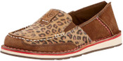WOMENS ARIAT CRUISER CHEETAH - 10017458