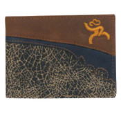 ROUGHY SIGNATURE BIFOLD WALLET - 1640161W1