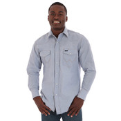 Cowboy Cut® Work Western Chambray Long Sleeve Shirt - 70130MW