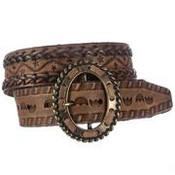Women's Gem Dandy Tan Belt - 9615300