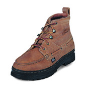 JUSTIN MEN'S COPPER CASUAL CHUKKA BOOTS - 995