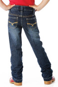 Cruel Girl Youth Dark Stone Wash Utility Jeans - CB20971001