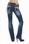 Grace in La Women's Boot Cut Jeans - JB8894