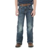 Boy's Wrangler® 20X® Vintage Slim Fit Jean - 42JWXRW