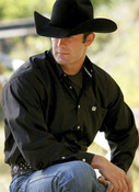 Cinch Men's Solid Black Shirt - MT10320083