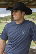 Cinch Crew Neck Tee - MTT1690237