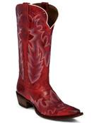 Justin Cowhide Western Boot Snip Toe - L4346