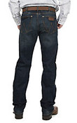 Wrangler Retro Men's Bozeman Wash Slim Comfort Boot Cut Jeans - WLT88BZ