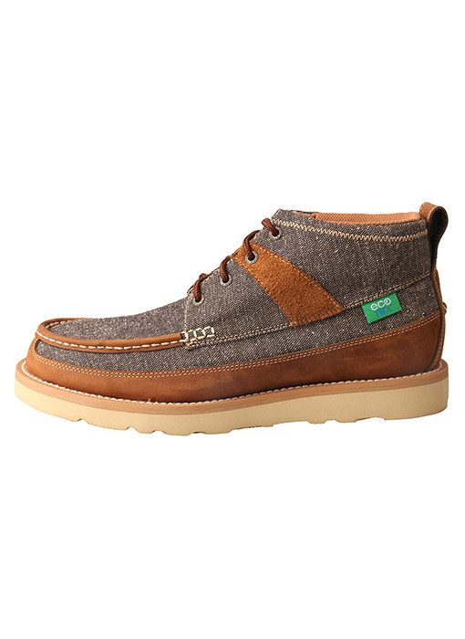 a128c924df5 Men s ECO TWX Casual Shoe – Dust Brown - MCA0018 - Leon River Mercantile