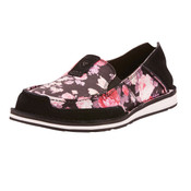 Ariat Black Floral Cruiser - 10024765