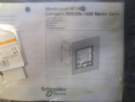 Merlin Gerin 33718 Escutcheon Plate Door Frame For NS630b 1600 Masterpact  NT/N (YY1951 14)