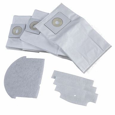 80236 Replacement Filter Bags for interVac 660 Condo Unit