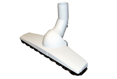 Turn and Clean Floor Brush Gray