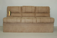 J850-68 Jacknife Sofa w/ Folding Console - Divito Camel