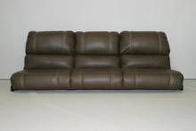 J850-68 Jacknife Sofa w/ Folding Console - Garret Mink