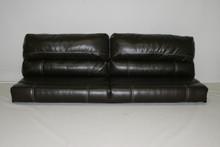 J341-72 Jacknife Sofa - Clarkson Chocolate