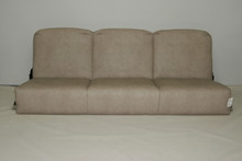 J59-67 Jacknife Sofa - Grambling Doeskin