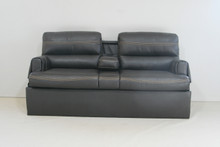 J878-66 Jackknife Sofa w/ Folding Console - Baltimore Seal