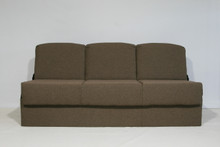 J59-76 Jackknife Sofa - Dunes Walnut