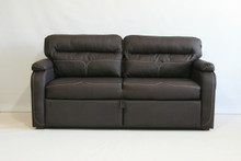 890-72 Trifold Sofa Sleeper - Carver Chocolate, Pre Order