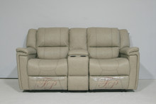 886-72 Thomas Payne Reclining Wallhugger Theater Seating - Grambling Doeskin